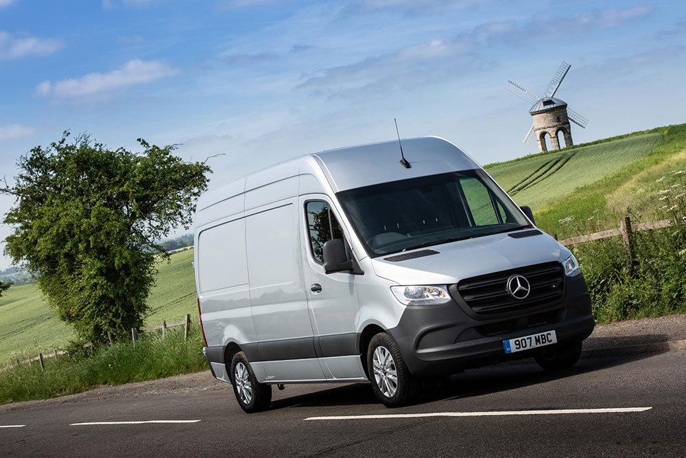 MercedesBenz Sprinter Award 1