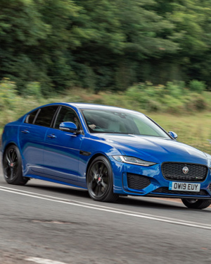 featured Jaguar XE review 1
