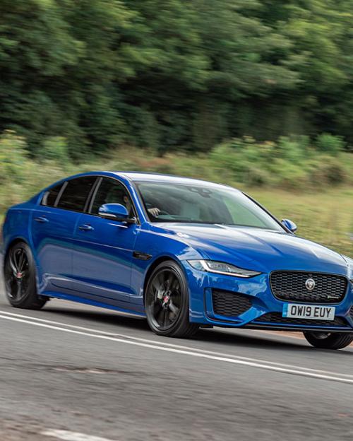 featured Jaguar XE review 1