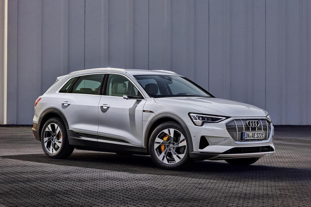 Audi etron 50 quattro BrokerNews