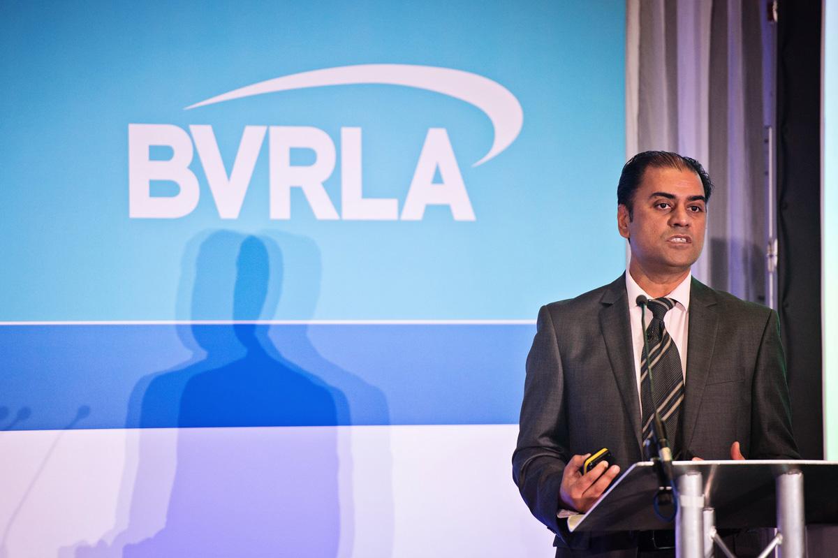 BVRLA Jay Parmar
