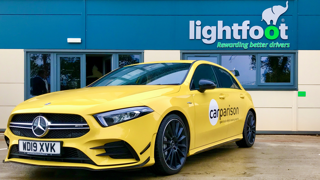 Carparison x Lightfoot Main Header Image