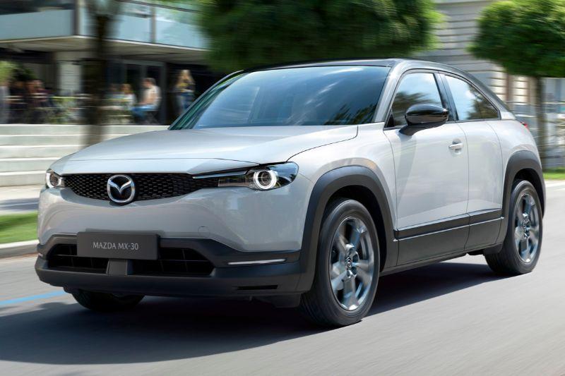 Mazda MX30 Tokyo Motor Show