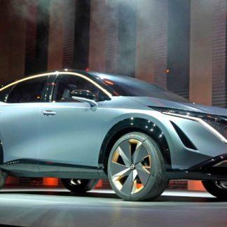 Nissan Ariya previews next Qashqai Tokyo Motor Show