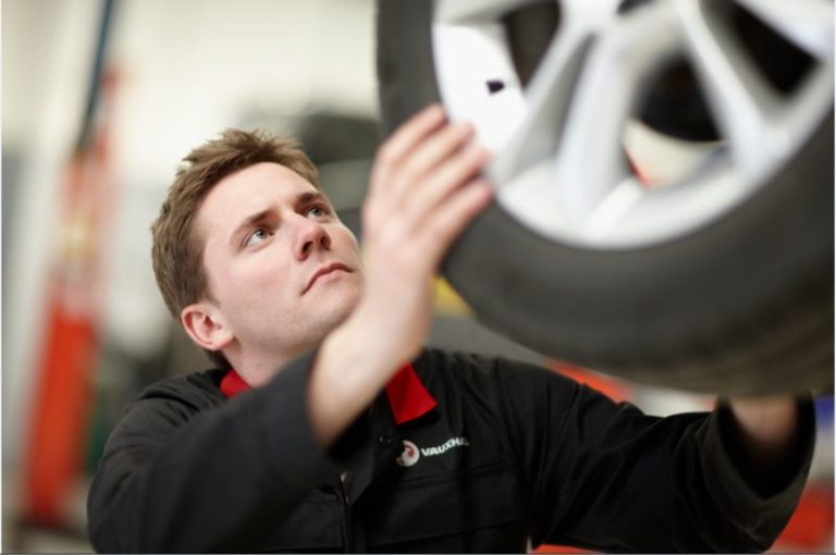 A leased car will only need regular servicing