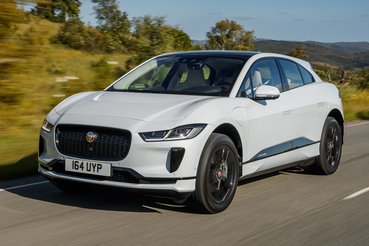 Jaguar I-Pace range increases with racing tech know-how ...