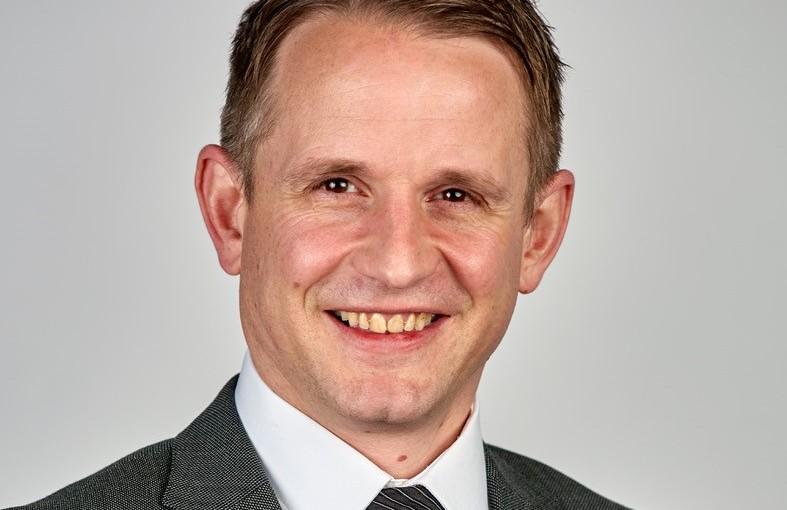 Nick O'Neill head of fleet at Volkswagen