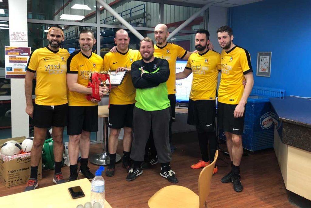 Silverstone Soccer Winners