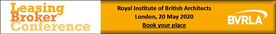 Leasing Broker Conference banner