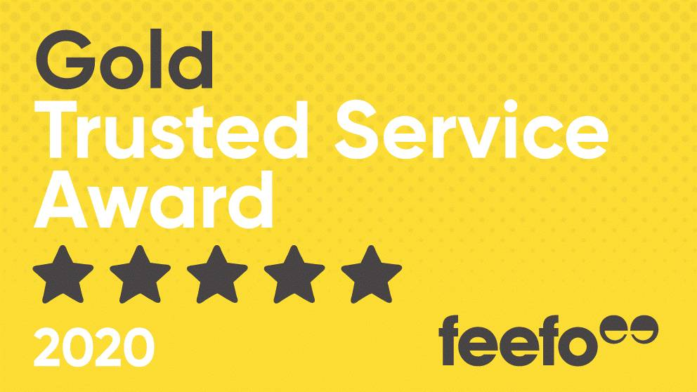 Low Cost Vans FEEFO Gold Trusted Service Award