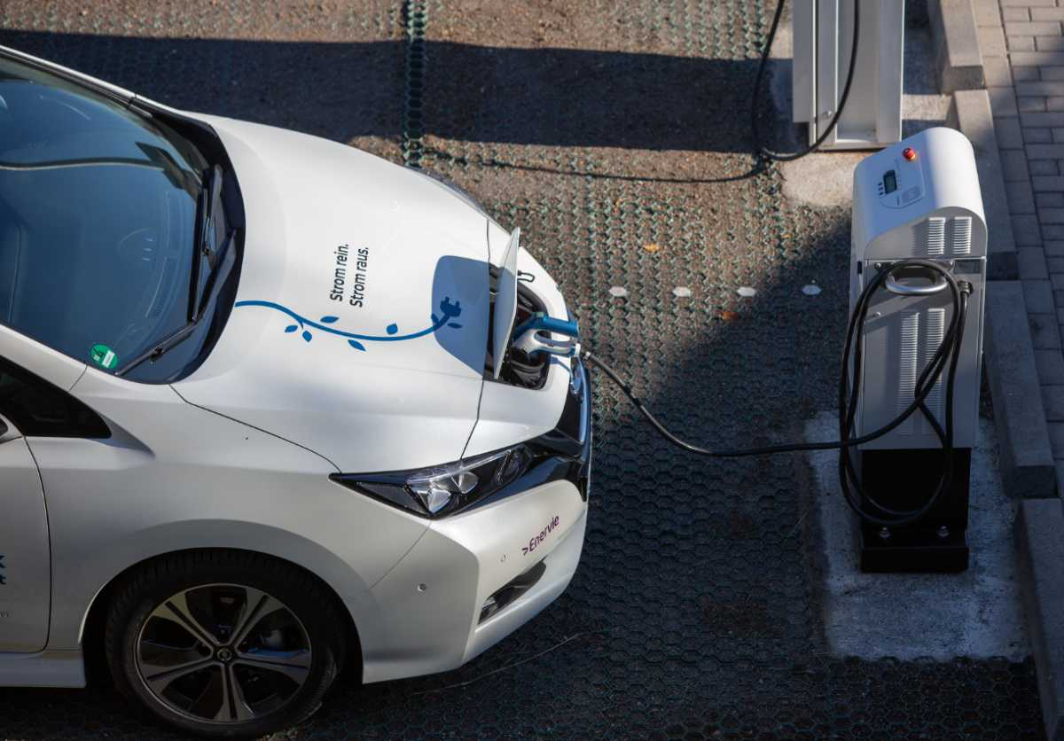 Nissan Leaf can be ordered on the Octopus EV Go Green salary sacrifice scheme