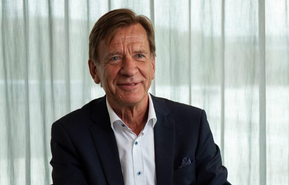 Hakan Samuelsson Volvo Cars President Chief Executive