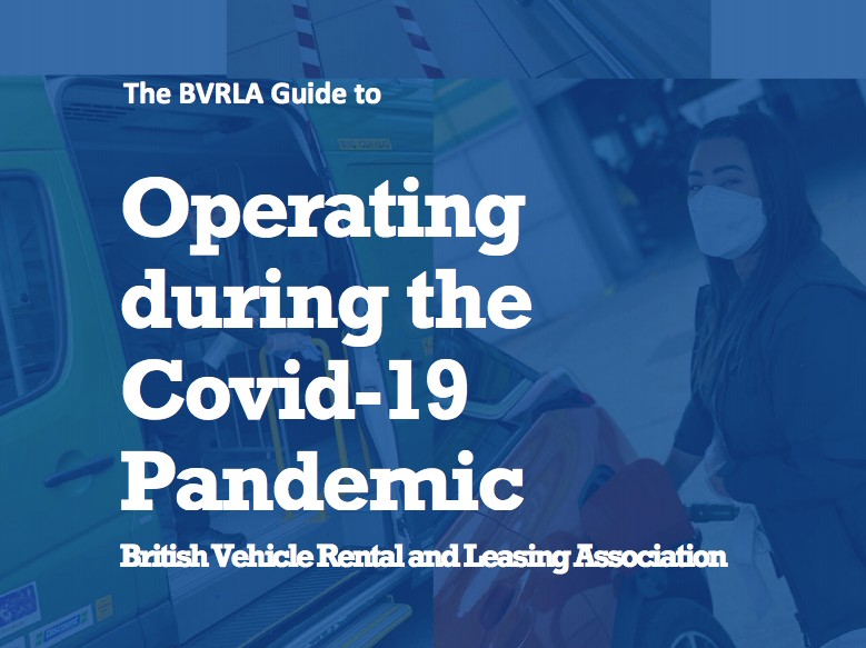 Front cover of Operating during the covid 19 pandemic