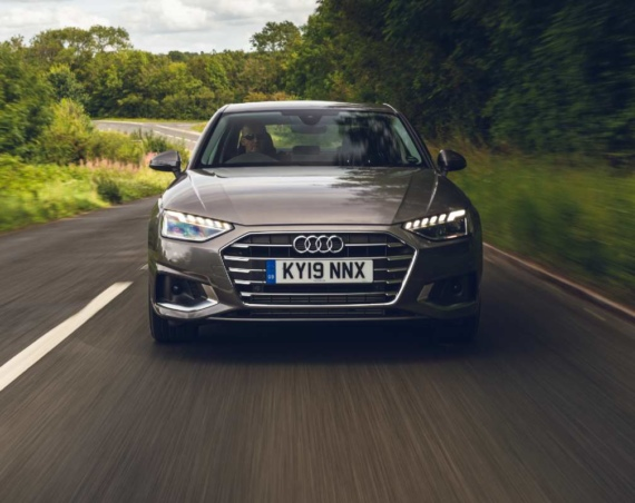 Audi received more enquiries than any other brand in June on the Leasing.com aggregator website