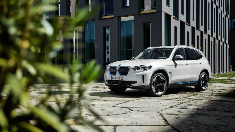BMW iX3 revealed