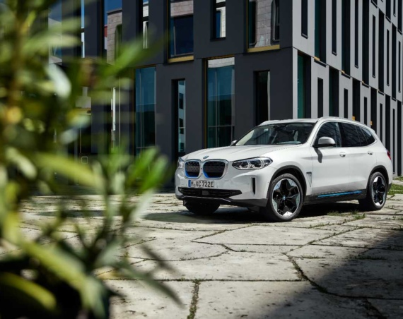 BMW iX3 revealed