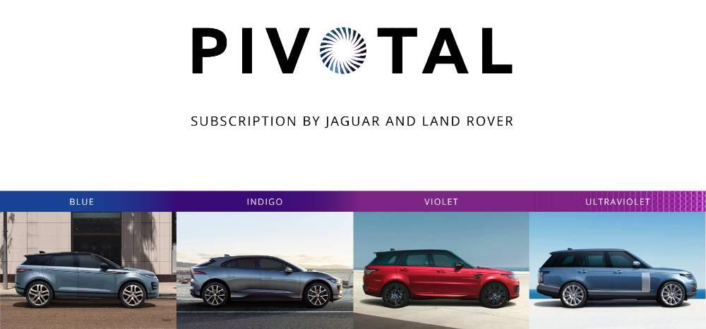 JLR Pivotal subscription