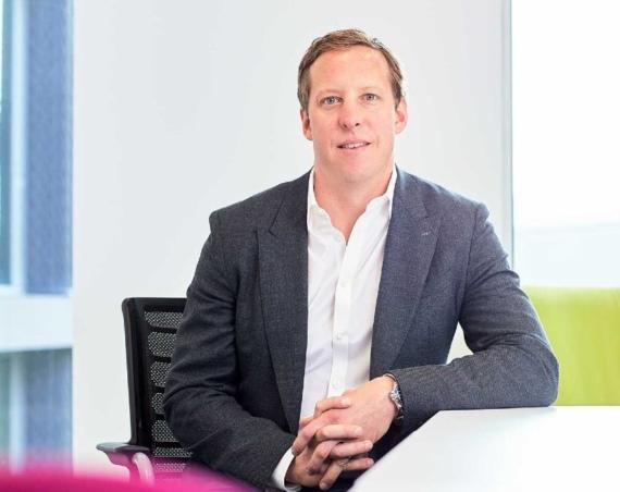 Nathan Coe CEO of Auto Trader