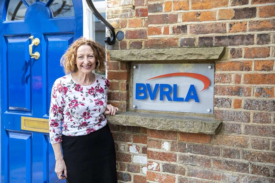 Nora Leggett director human resources at the BVRLA