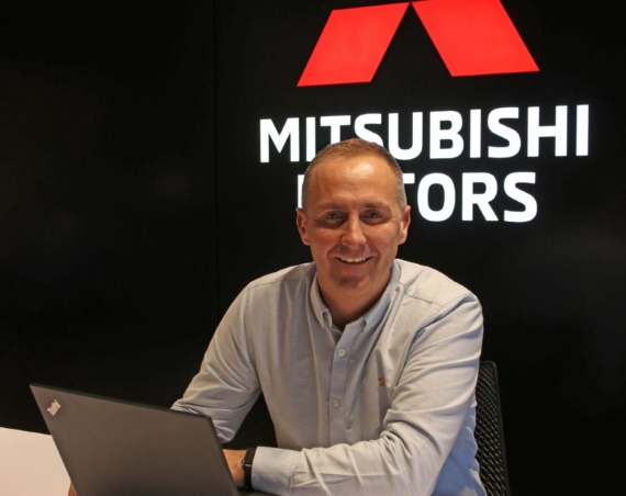 Clive Messenger, General Manager – Fleet Operations, Mitsubishi