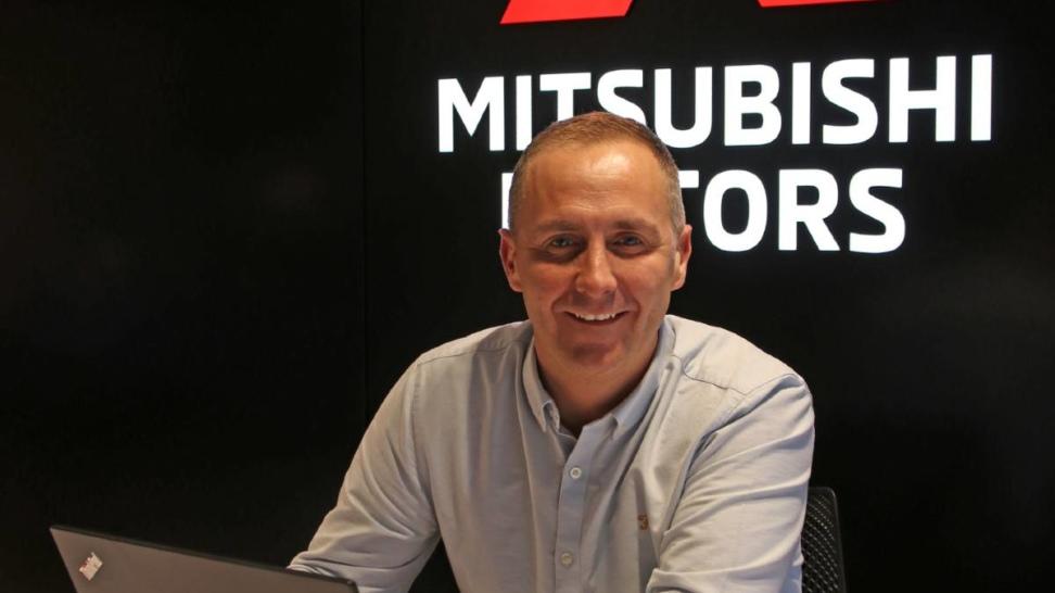 Clive Messenger, General Manager – Fleet Operations, Mitsubishi