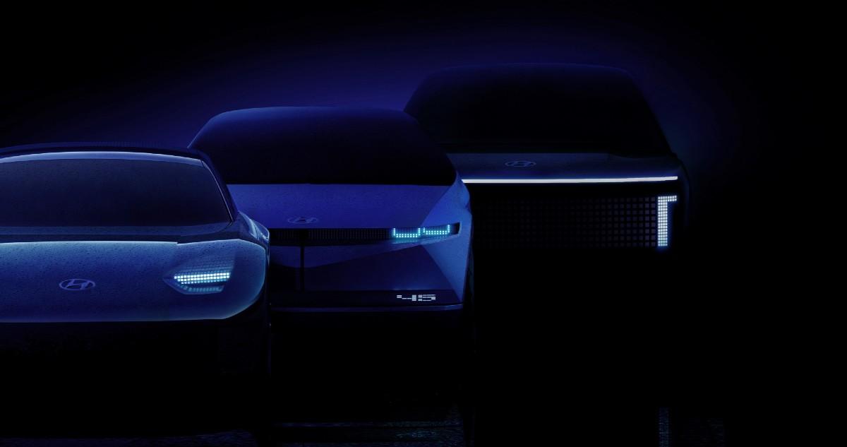 Hyundai Announces IONIQ Brand Dedicated to EVs