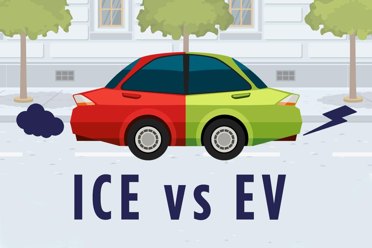 ICE versus EV