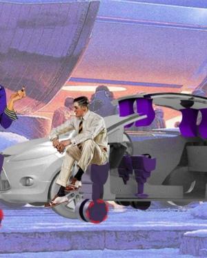Future car interiors