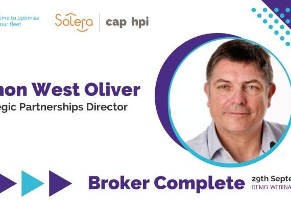 Simon West-Oliver hosts ODO Broker Complete webinar