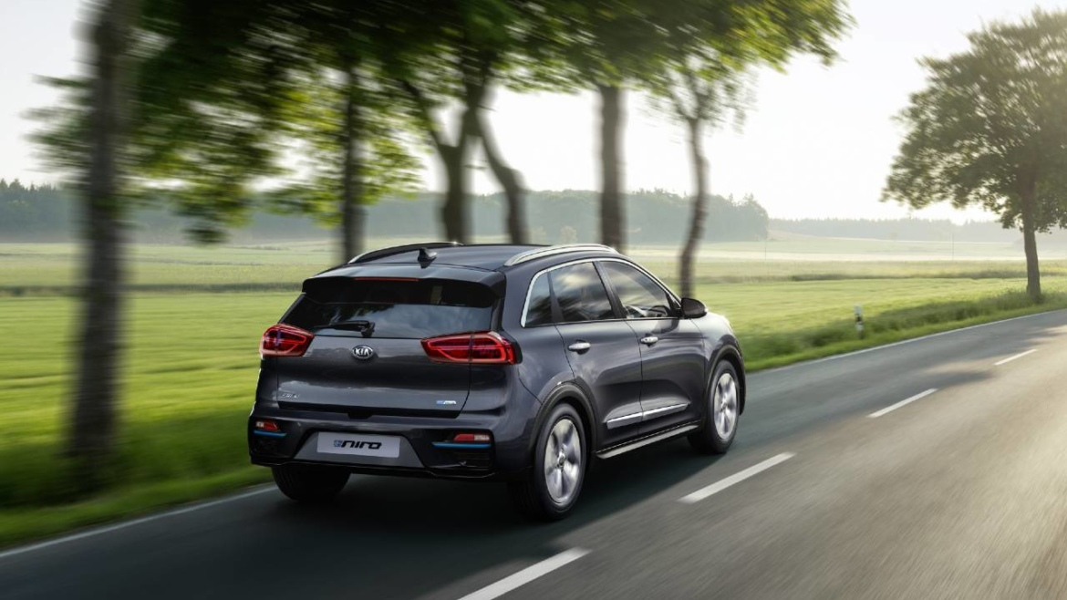 Kia e Niro races ahead in Fleet Procure order league table