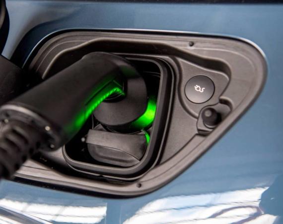 Salary Sacrifice Polestar2 EV charging