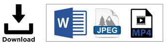 microsoft word icons