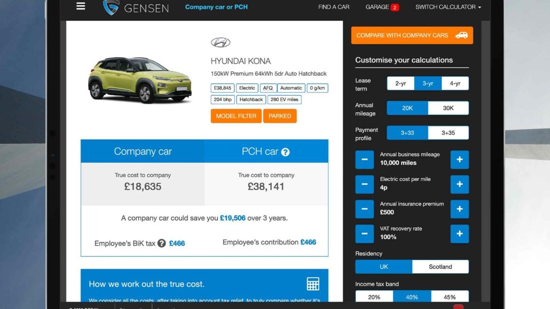 4. Co car or PCH Hyundai Kona Oct 20 1