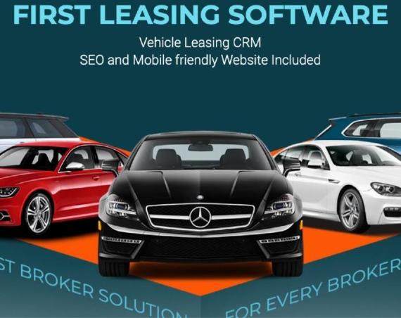 First Leasing Software screenshot