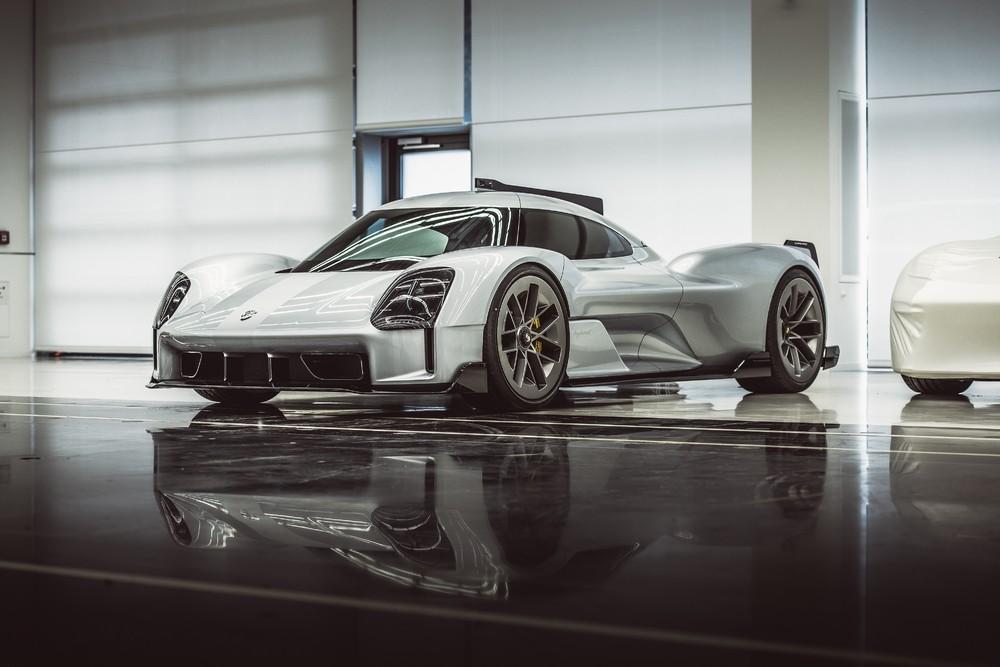 Porsche 919 Street 2017