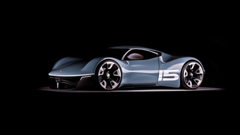 Porsche Vision 916 2016