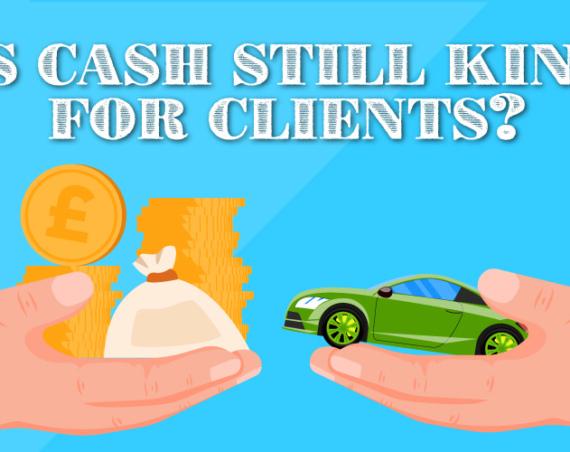 cash or car - is cash still king?