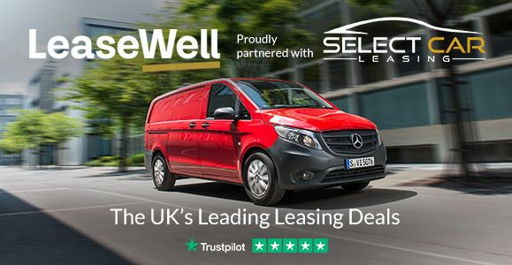 Leasewell partners with Select Car Leasing