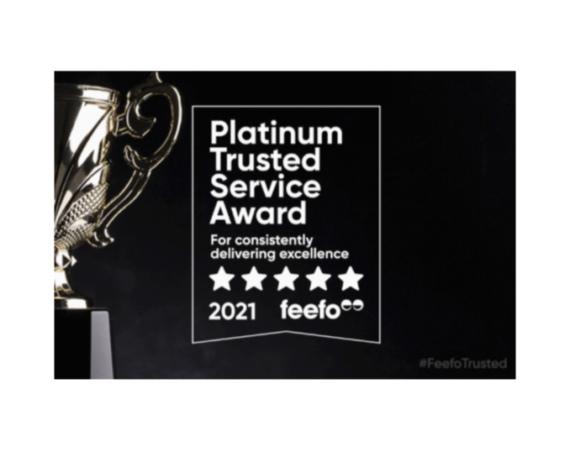 Platinum Feefo Gateway2Lease