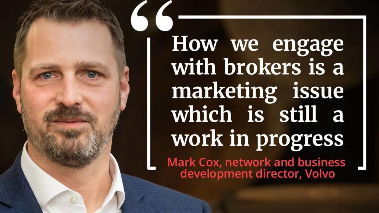 Mark Cox Volvo
