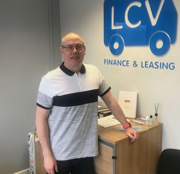 Tim Stringer LCV Finance and Leasing