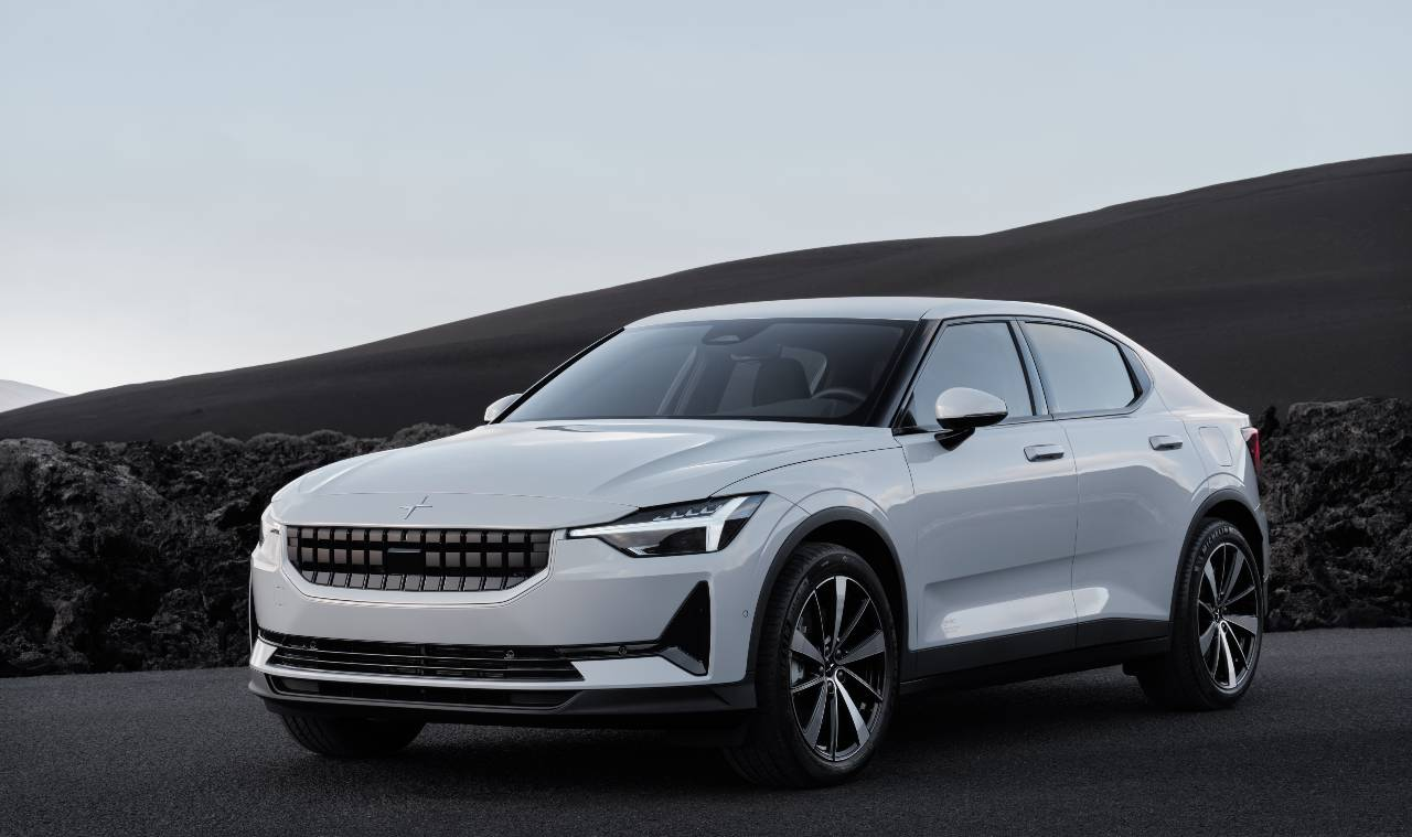 Leaselink will be used to order the Polestar 2
