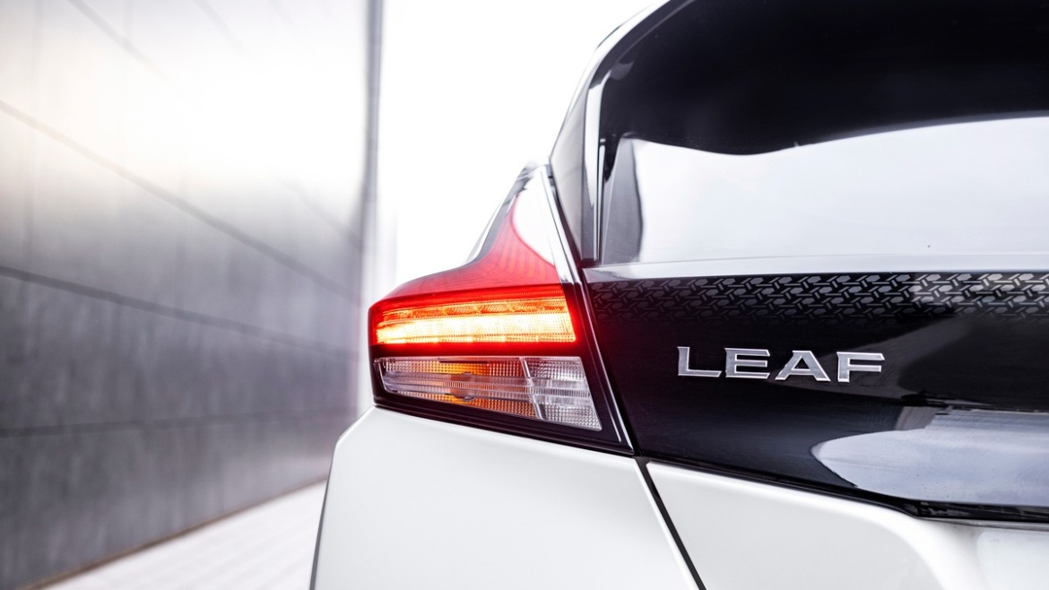 Nissan Leaf electric vehicle qualifies for plug in car grant