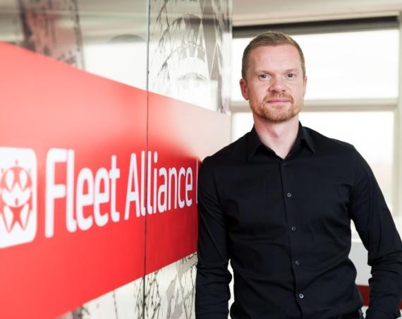 martin brown managing director fleet alliance