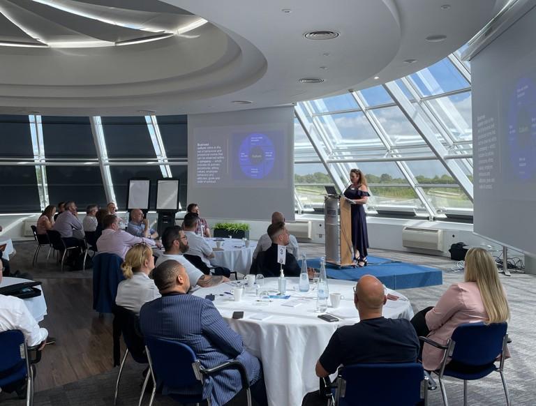 Bridle Franchise Conference presentation