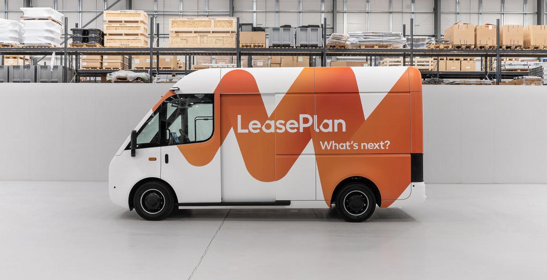 LeasePlan to showcase Arrival van at EV Summit