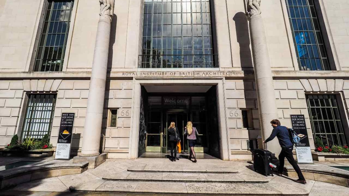 Royal Institute of British Architects - venue for the BVRLA Leasing Broker Conference 2021