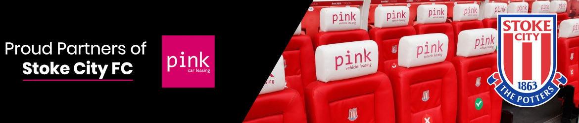 Pink Car Leasing and Stoke City FC