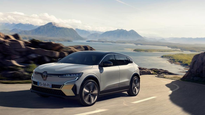 2021 New Renault Megane E TECH Electric Vehicle