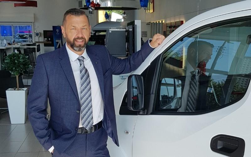 Gregor Mackie operations director of Vertu Ventures